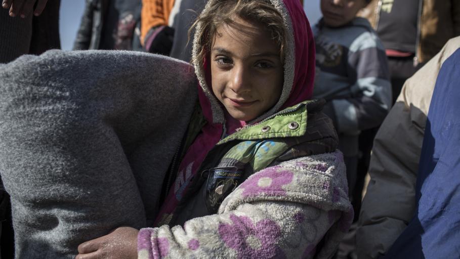 Hilfe gegen die k lte oxfam unterst tzt menschen auf der for Oxfam spenden
