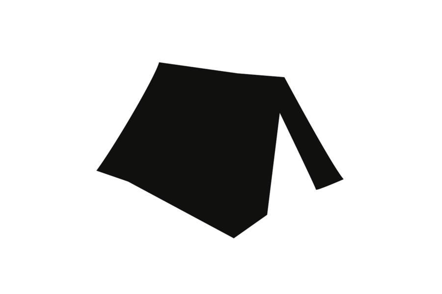 Zelt-Icon