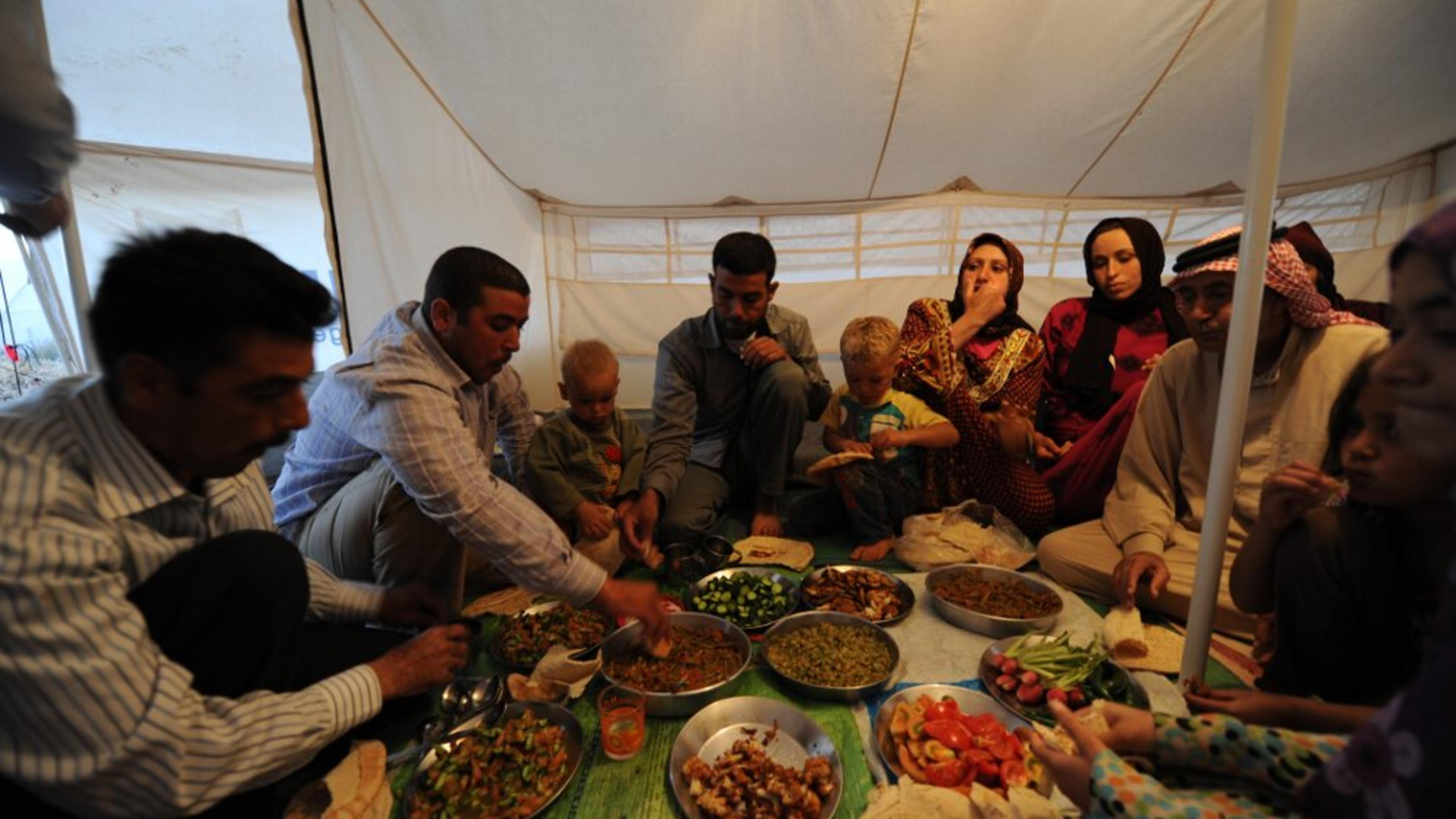 Syrische Großfamilie