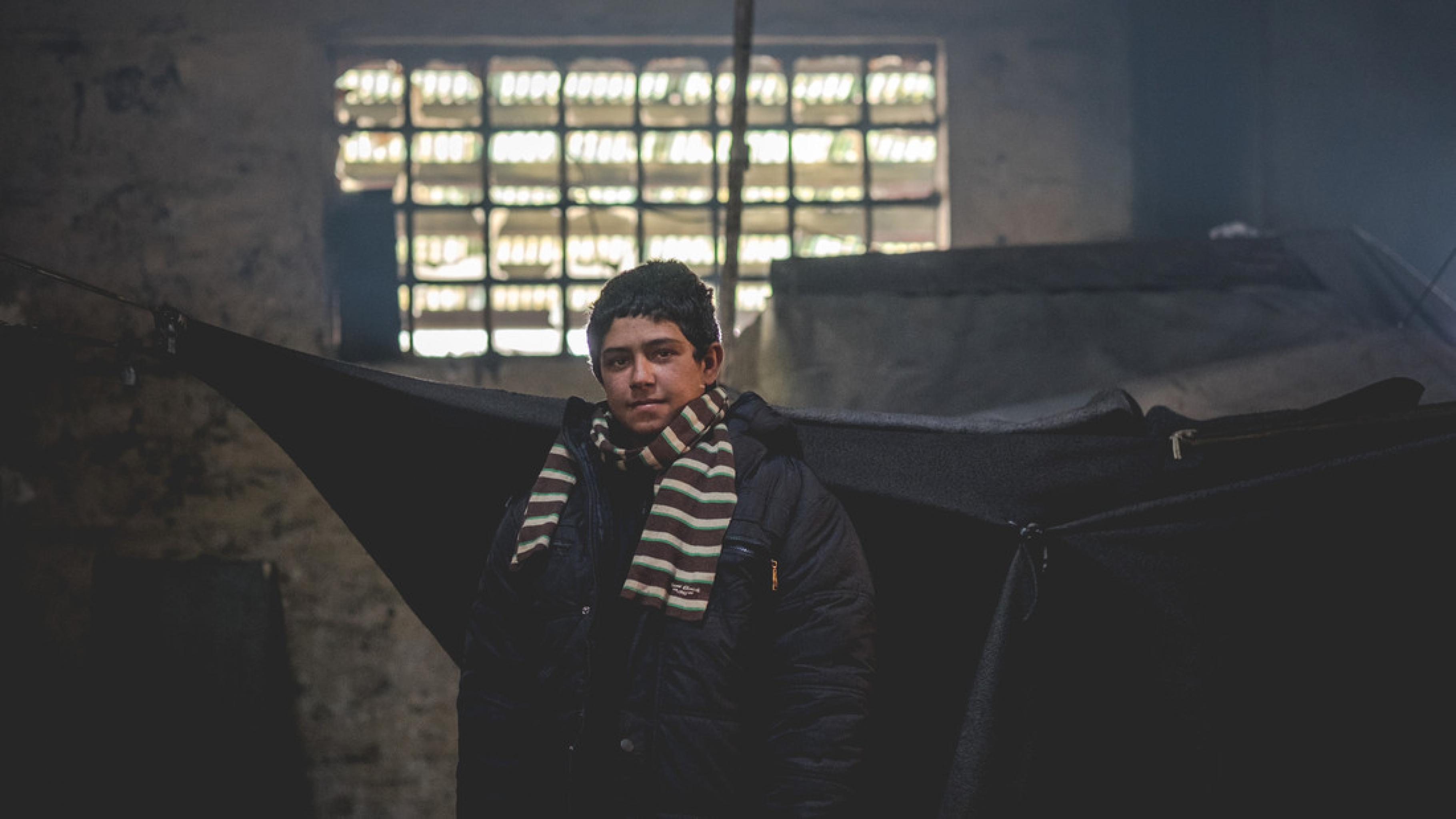 Bericht Balkan-Routen: Menschen mussten sich grausamer Behandlung stellen