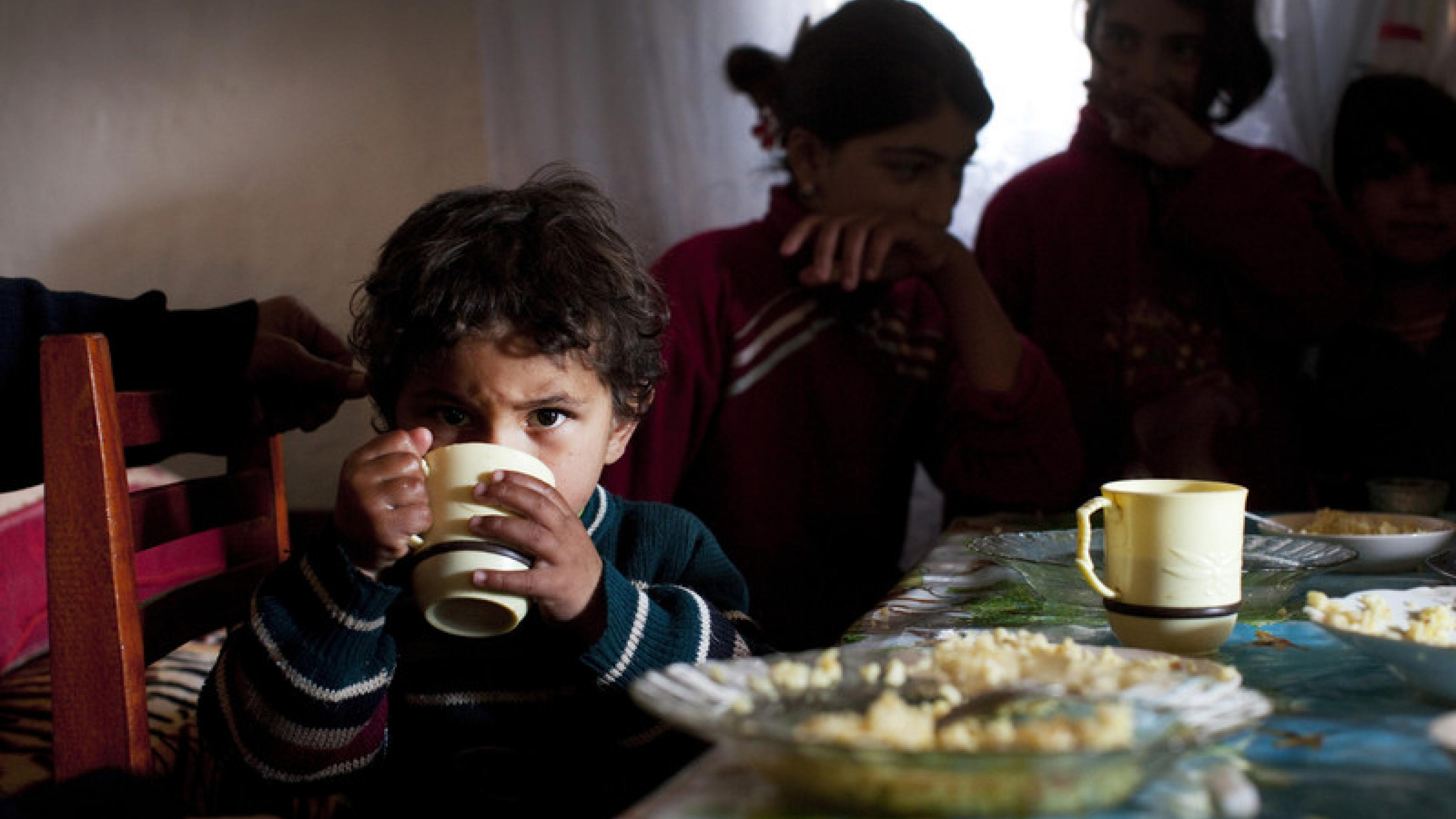 © David Levene/ Oxfam