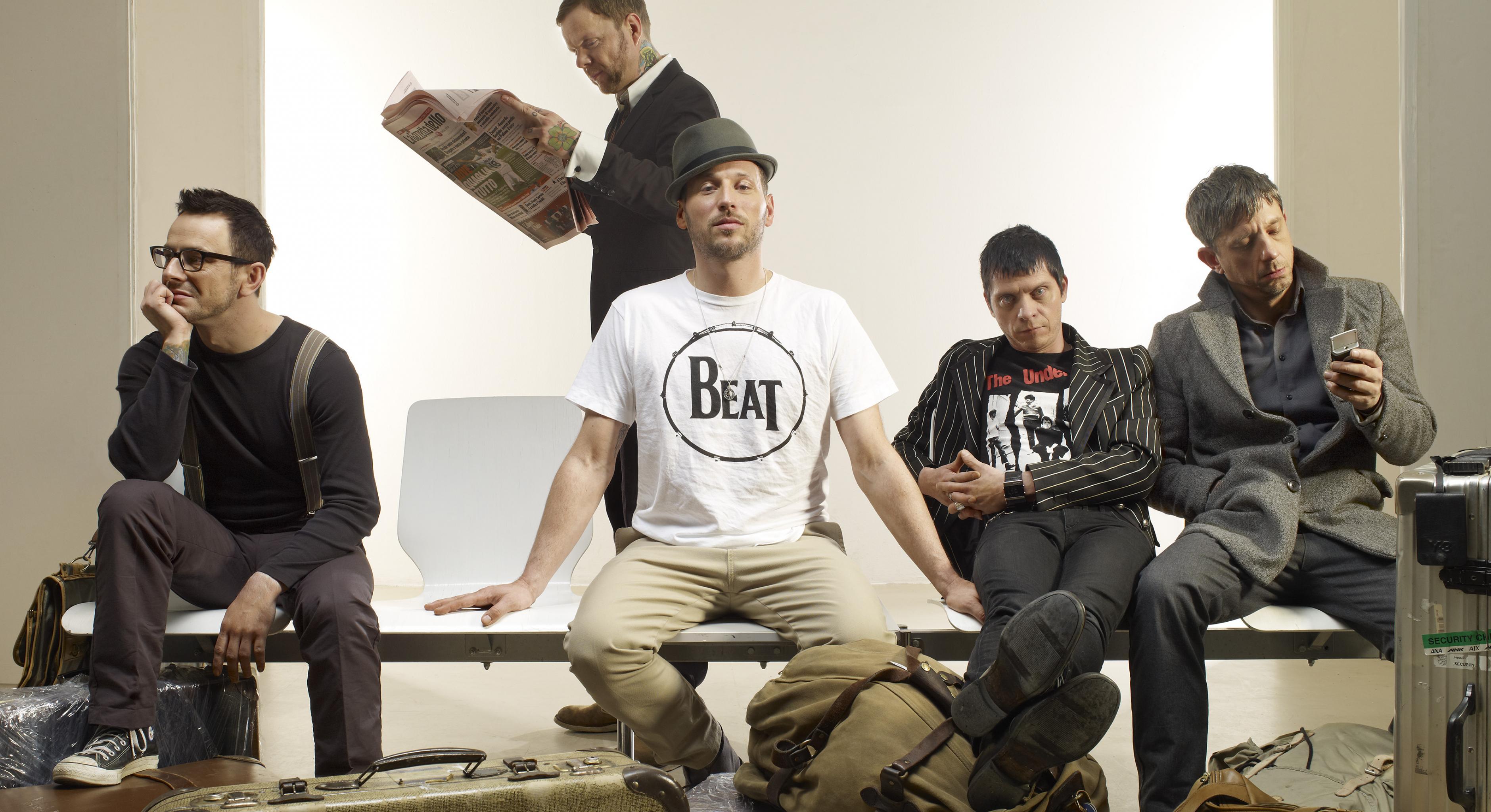 Beatsteaks © Alexander Gnaedinger