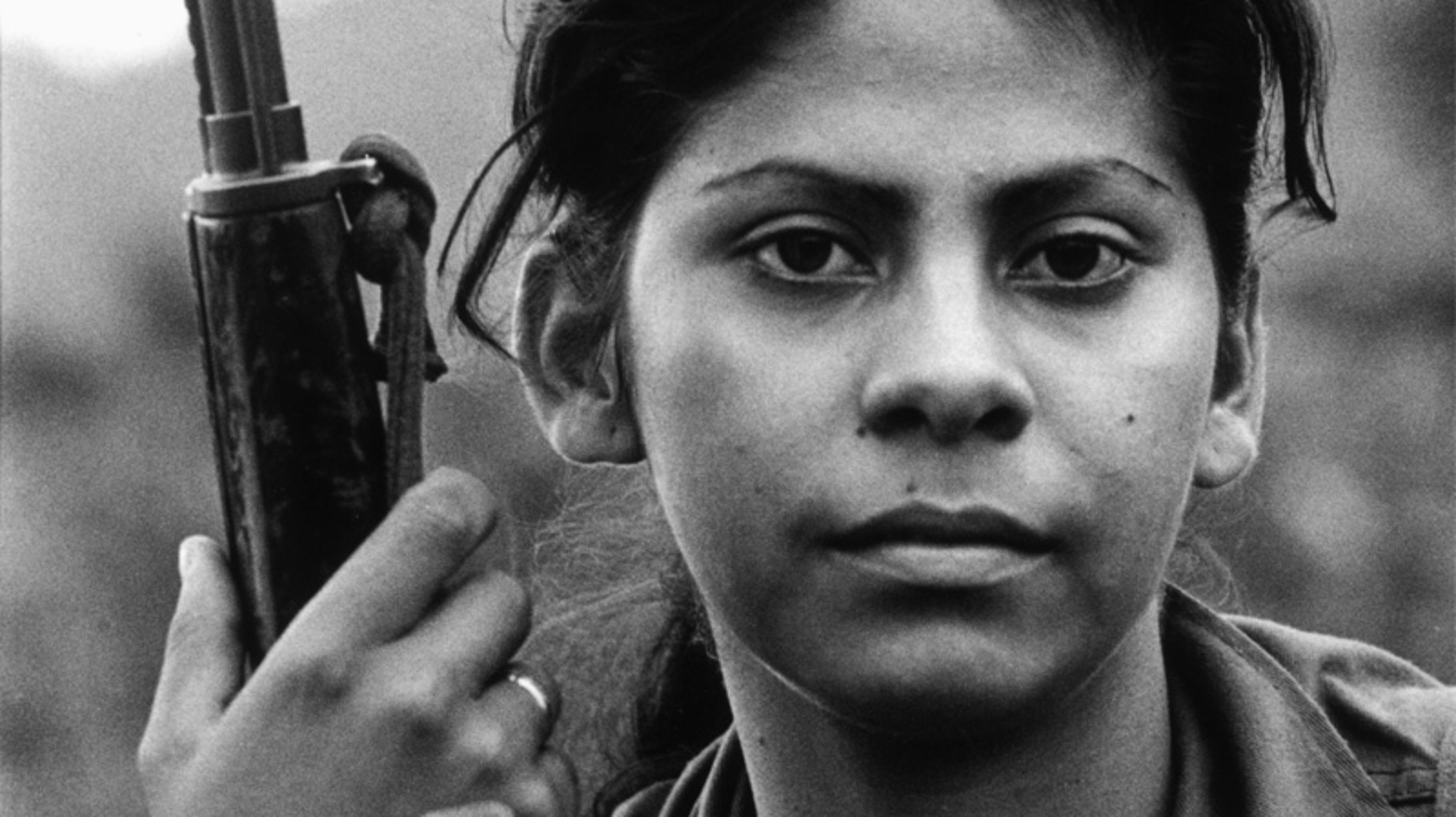 """Nicaragua: """"Im Krieg waren wir Frauen Gleichberechtigte. Nun nicht mehr"""", sagt M"""