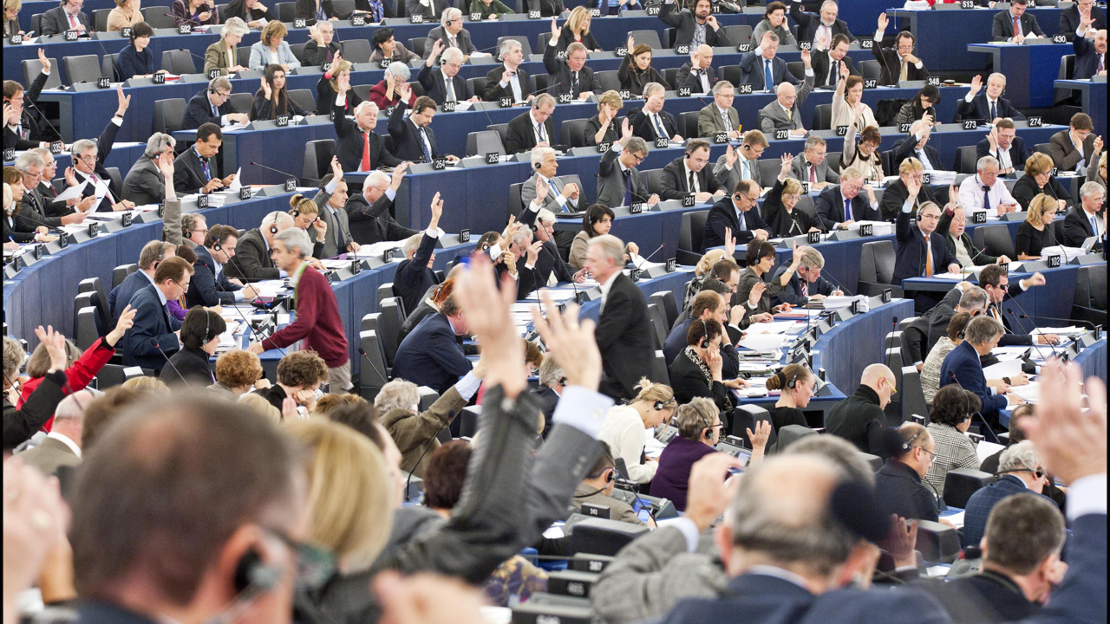 Europäisches Parlament stimmt für die Reparatur des Emissionshandels