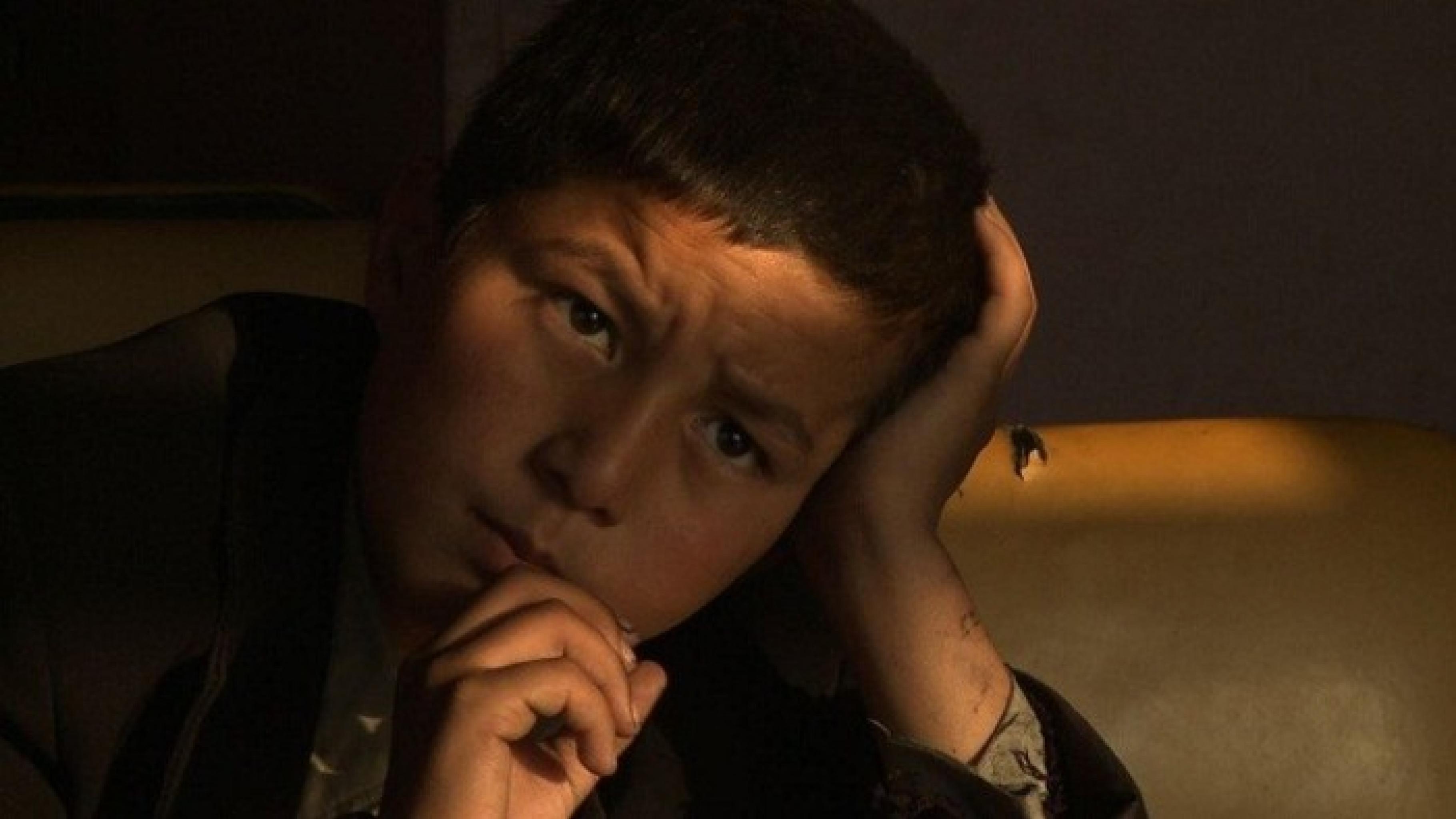 Mirwais, 10 Jahre, aus Kundus. © Martin Gerner
