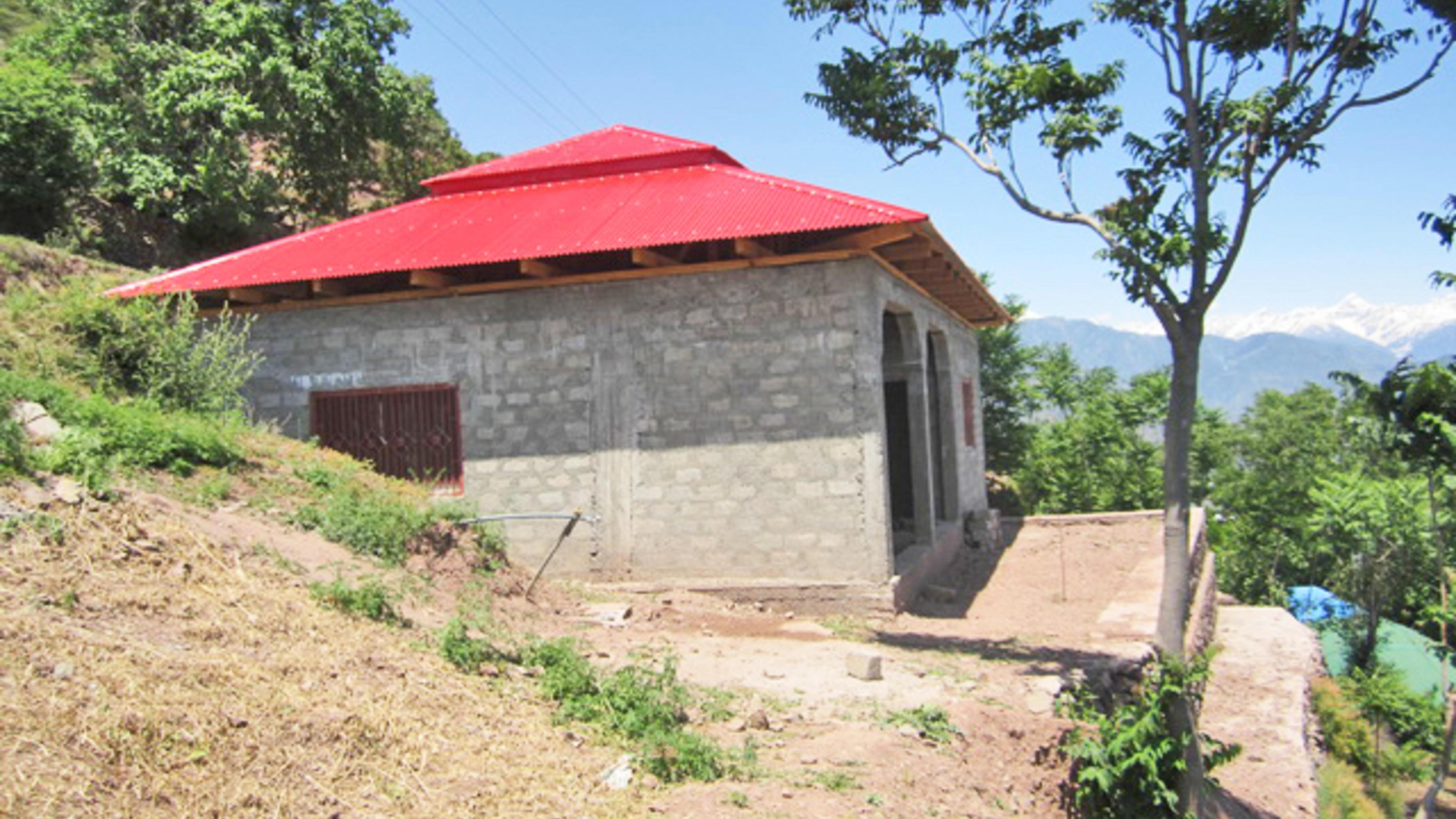 Haus in Ghanila