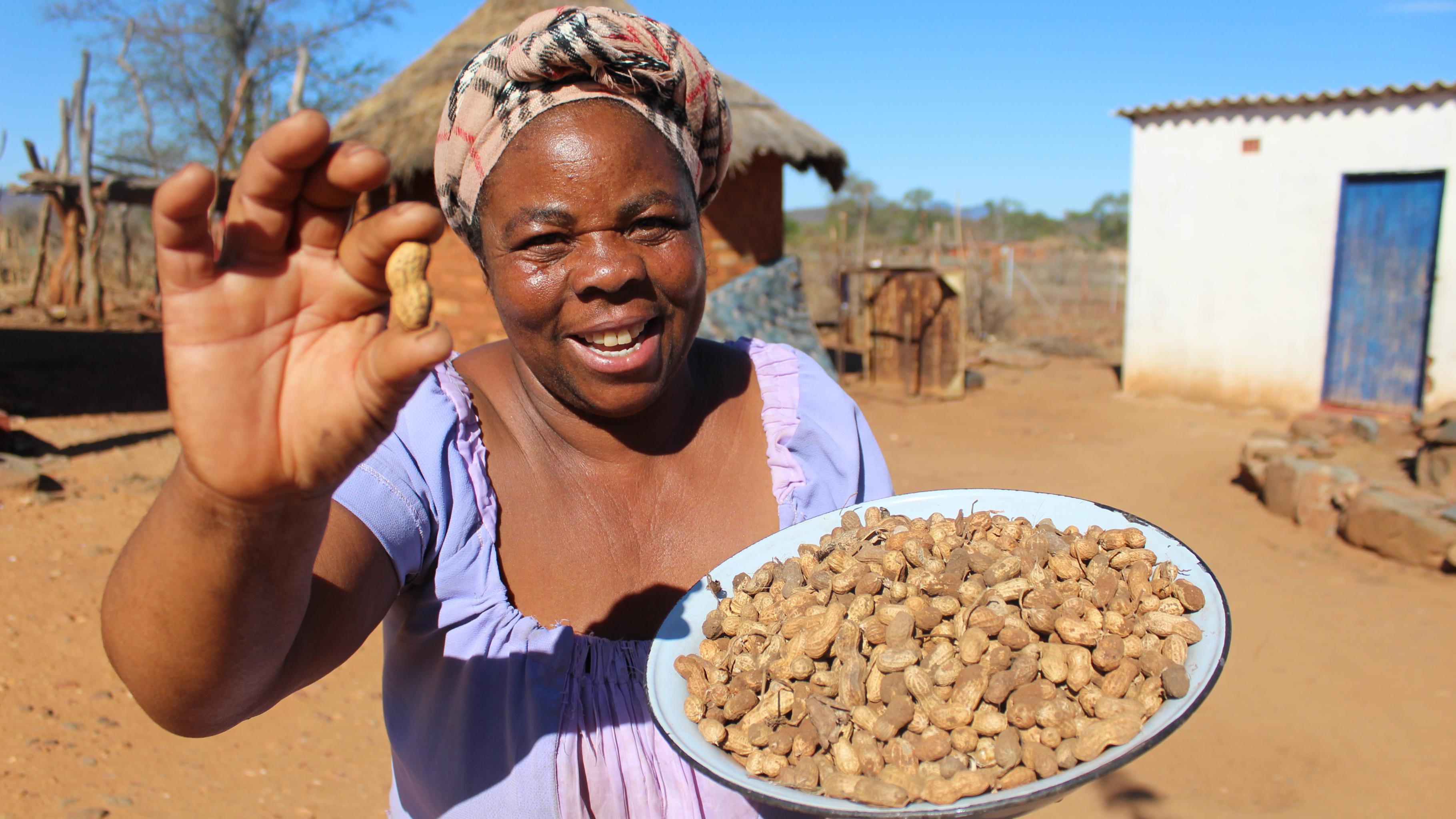 Patricia Tavaruva aus Masvingo, Simbabwe