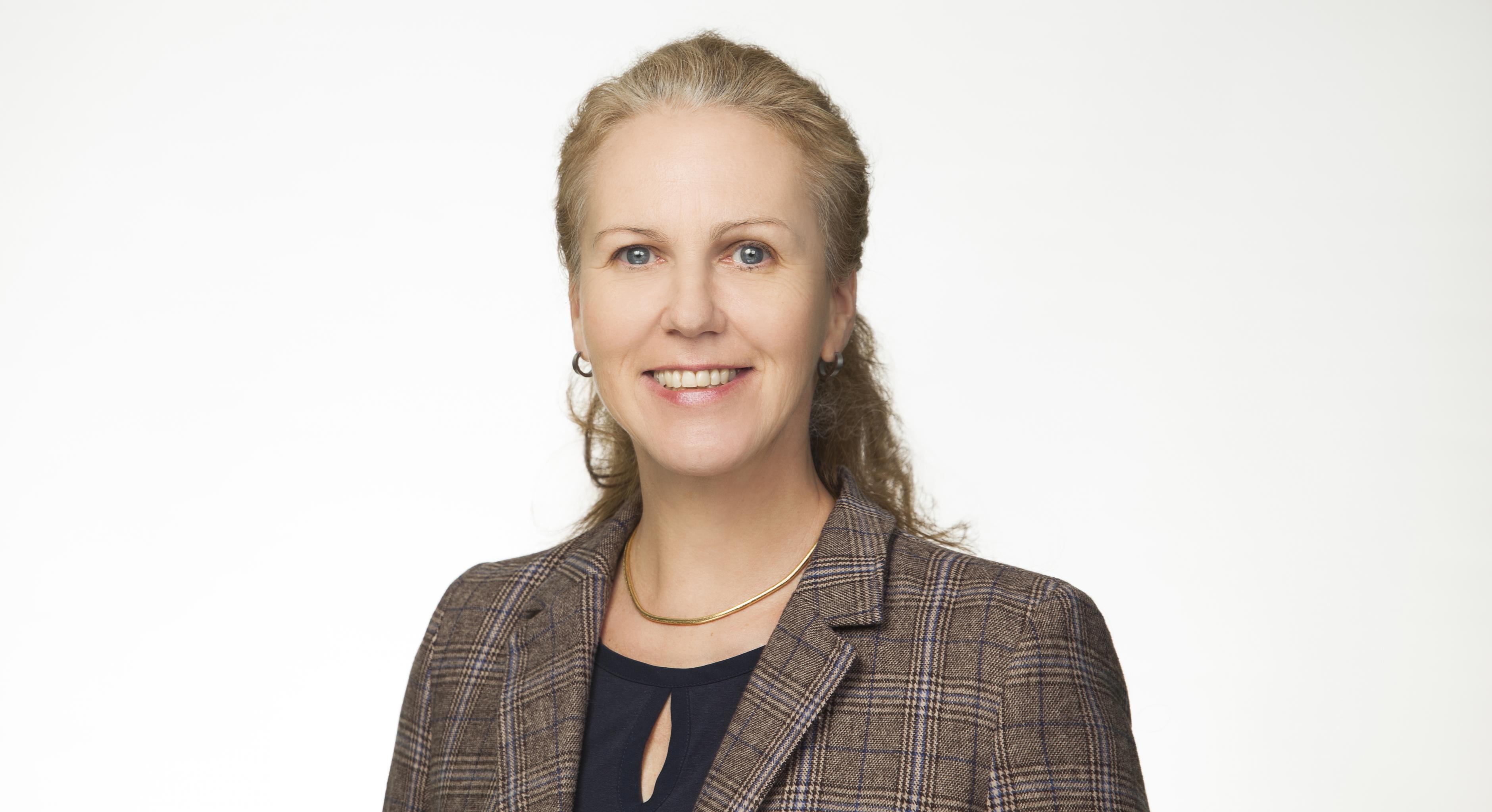 Marion Lieser - Geschäftsführerin des Oxfam Deutschland e.V.