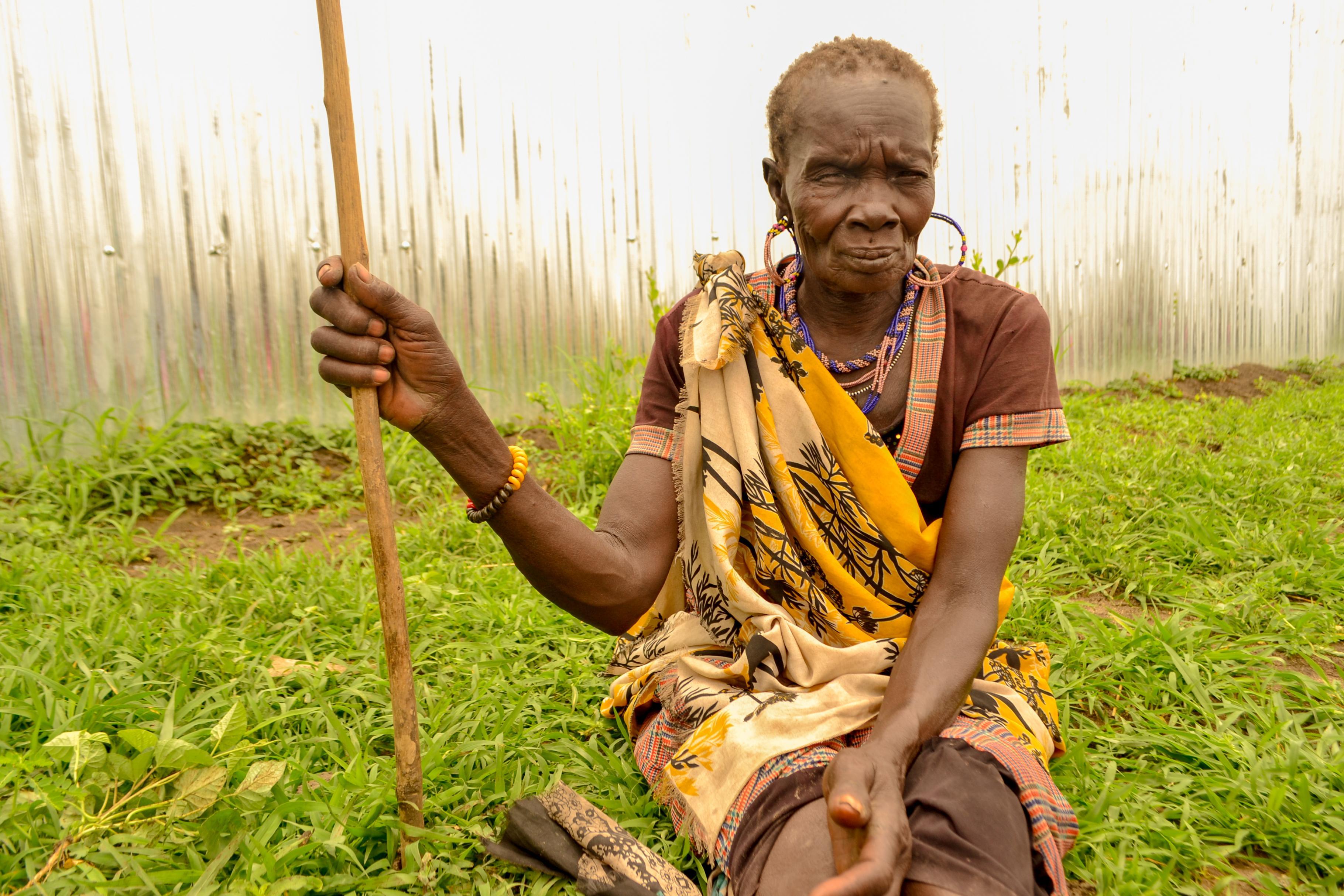 Ayichi aus dem Südsudan
