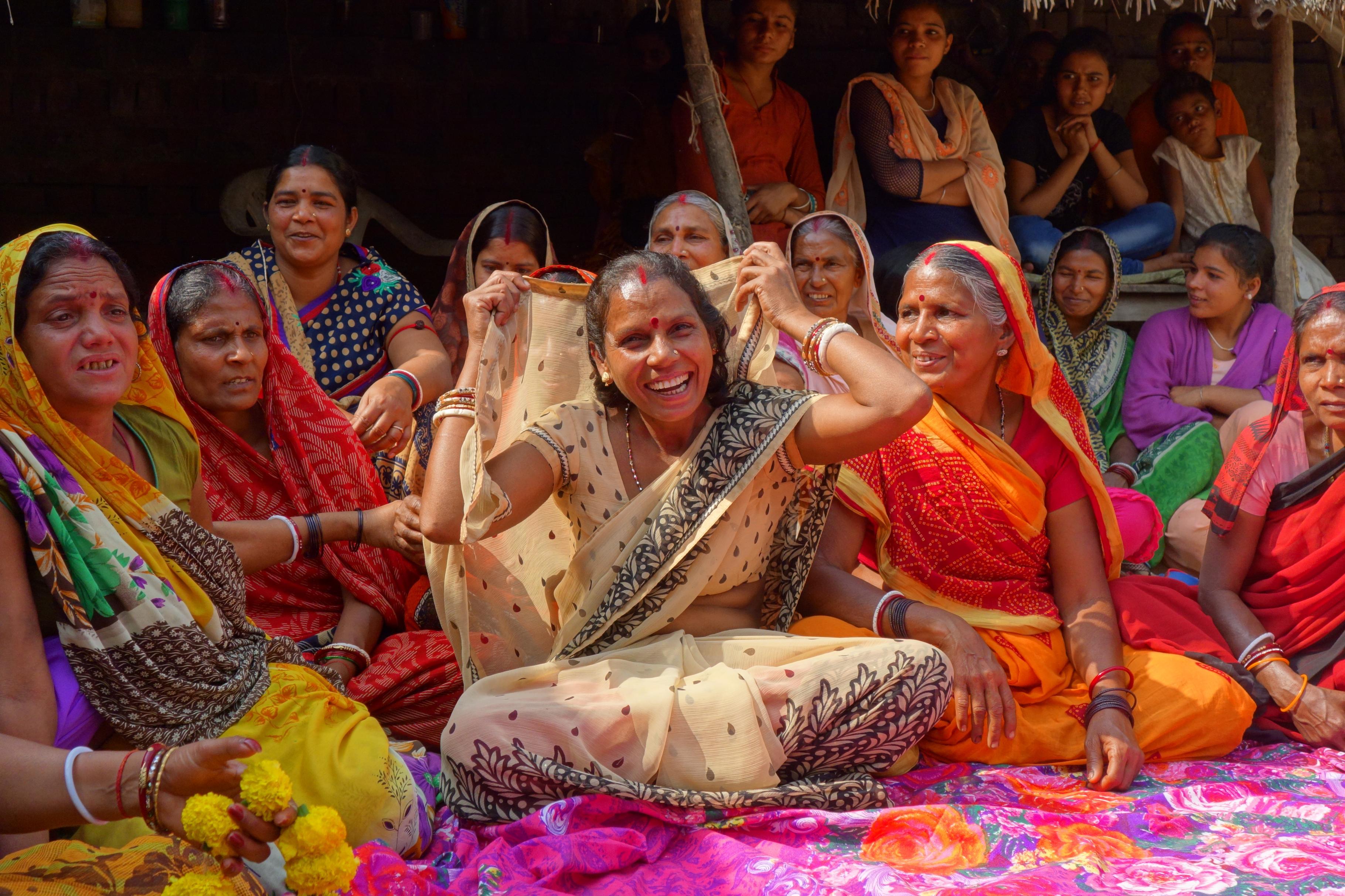 Kleinbäuerinnen in Indien