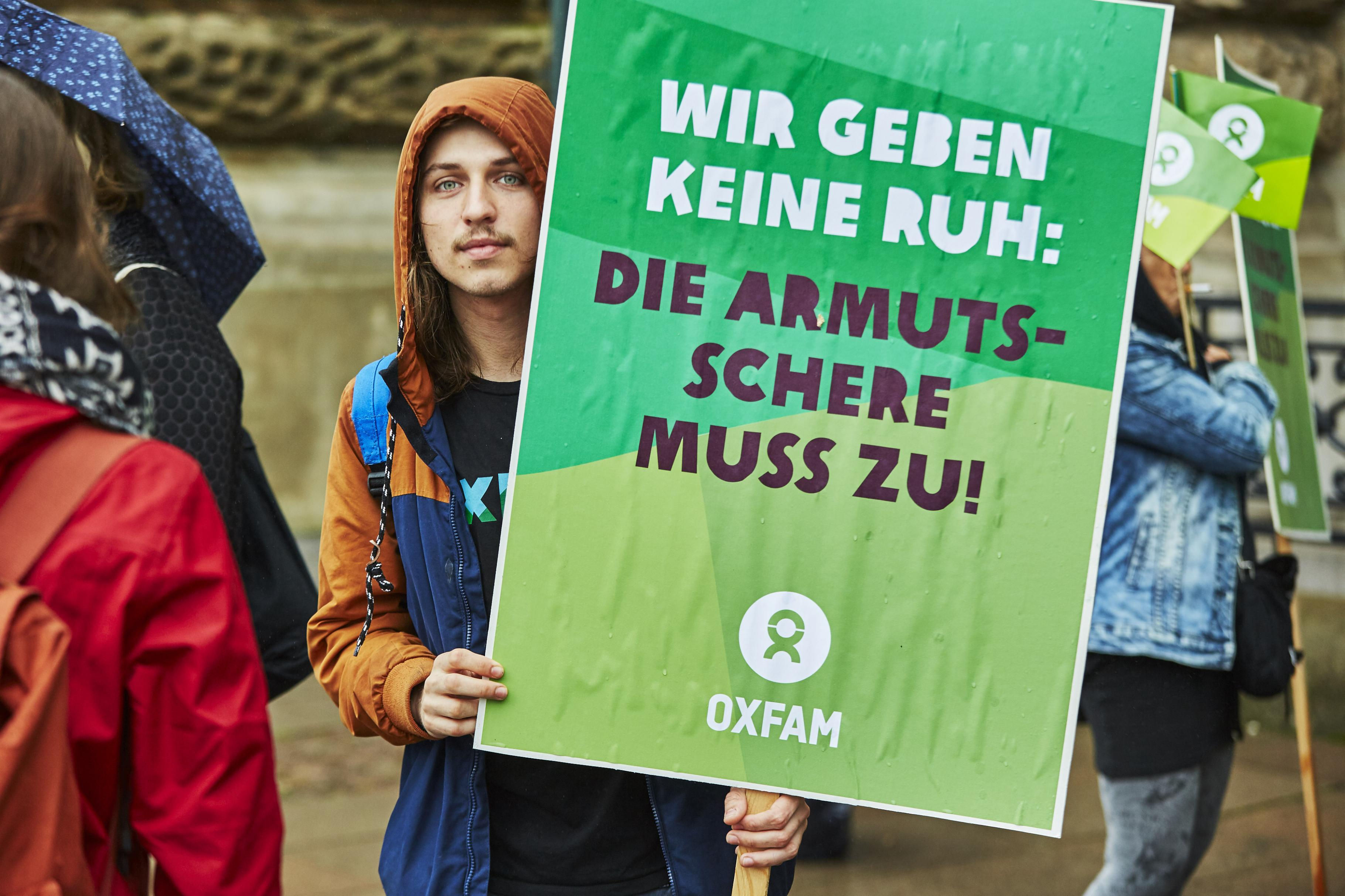 G20-Protestwelle Konzertaktivisten