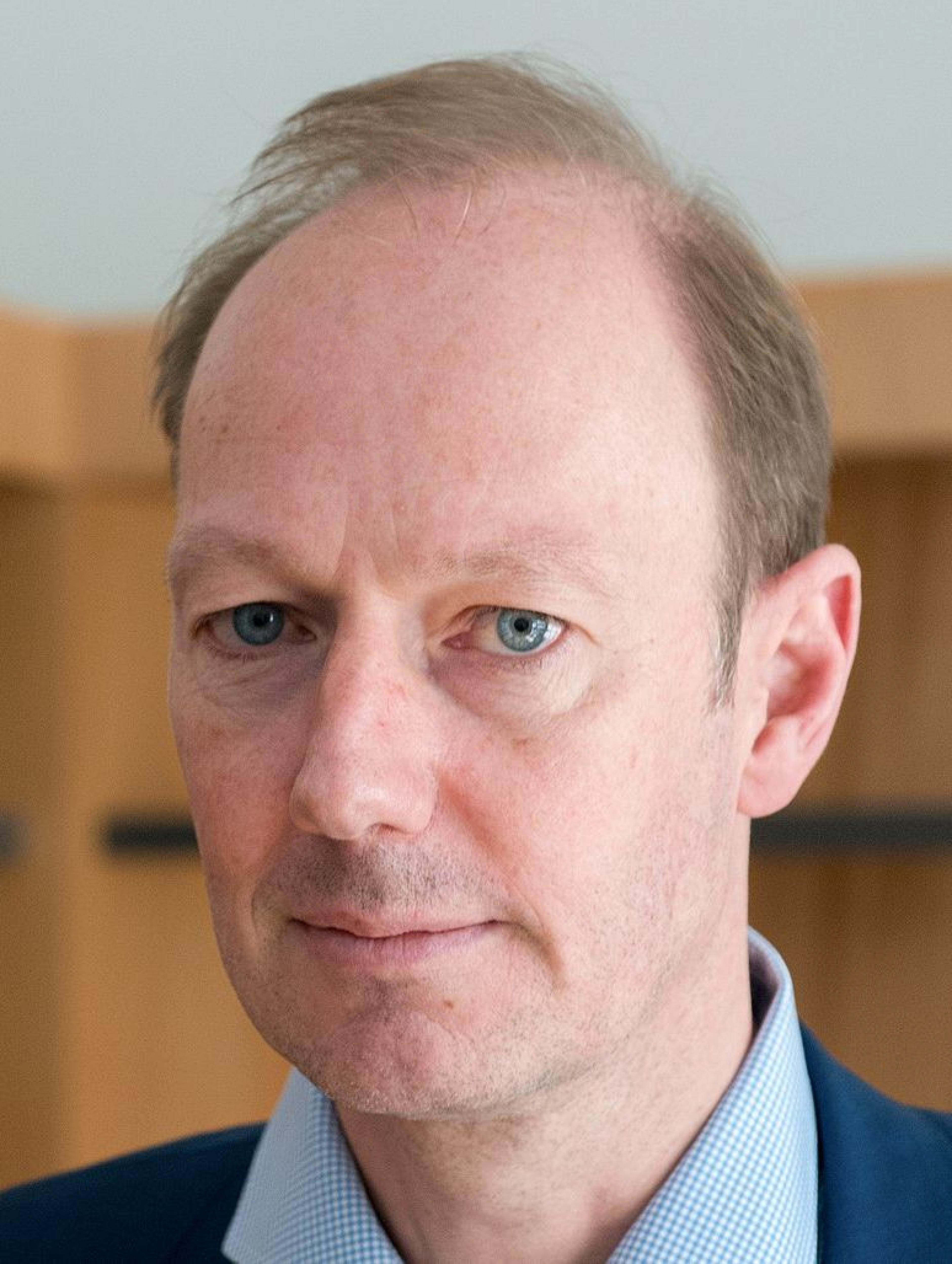 Martin Sonneborn, Vorsitzender DIE PARTEI