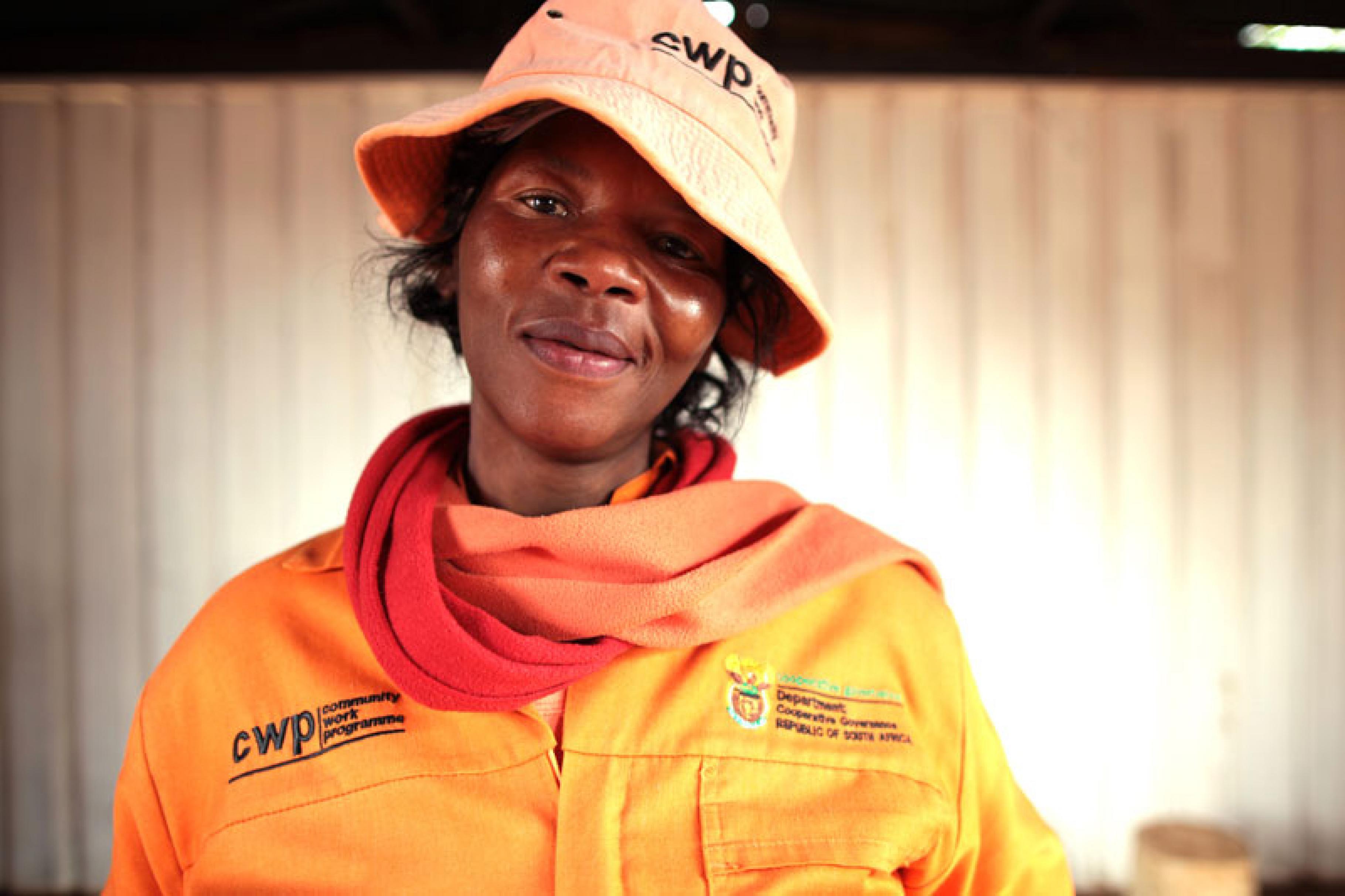 Oxfam in Südafrika (© Carla Meurer)