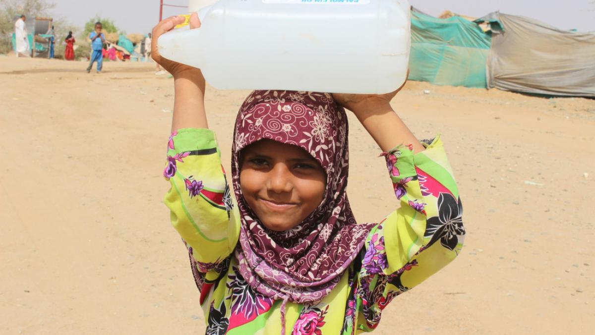 Farah aus dem Jemen