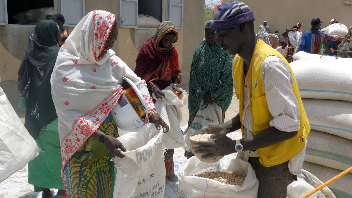Hungerkrise Westafrika