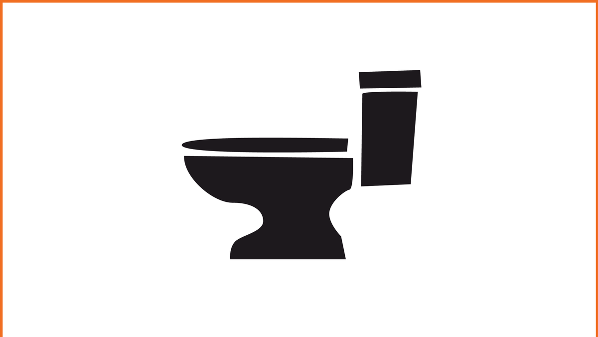 Oxfam Icon Toilette