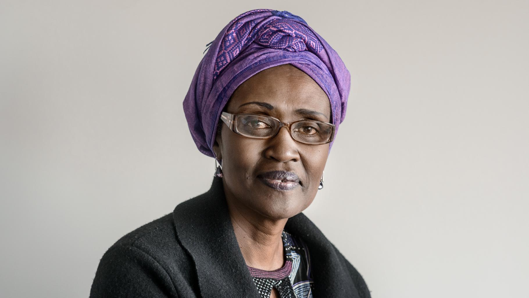 Winnie Byanyima, Geschäftsführerin von Oxfam International