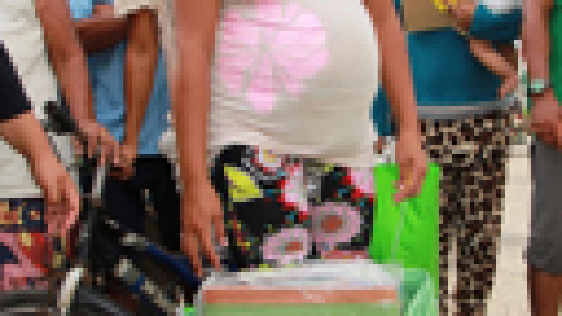 Oxfams Nothilfe erreicht mehr Menschen auf den Philippinen