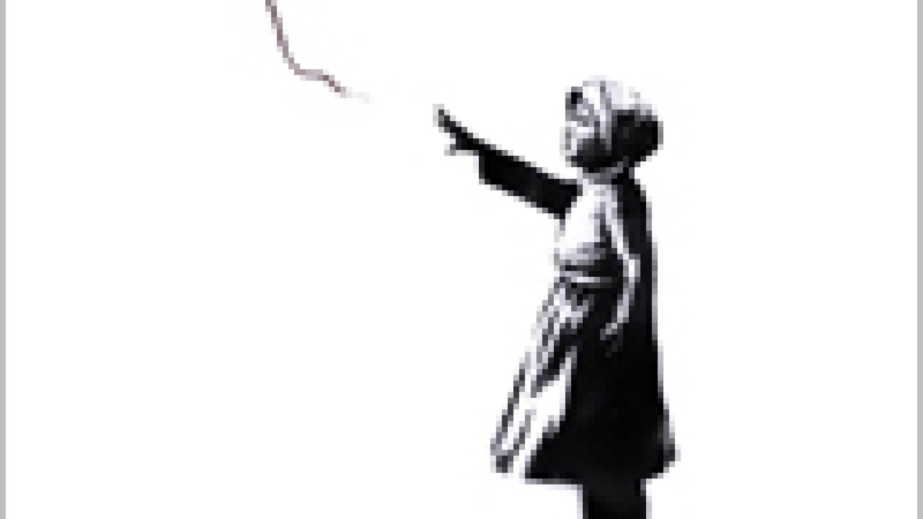 Banksy für #withsyria