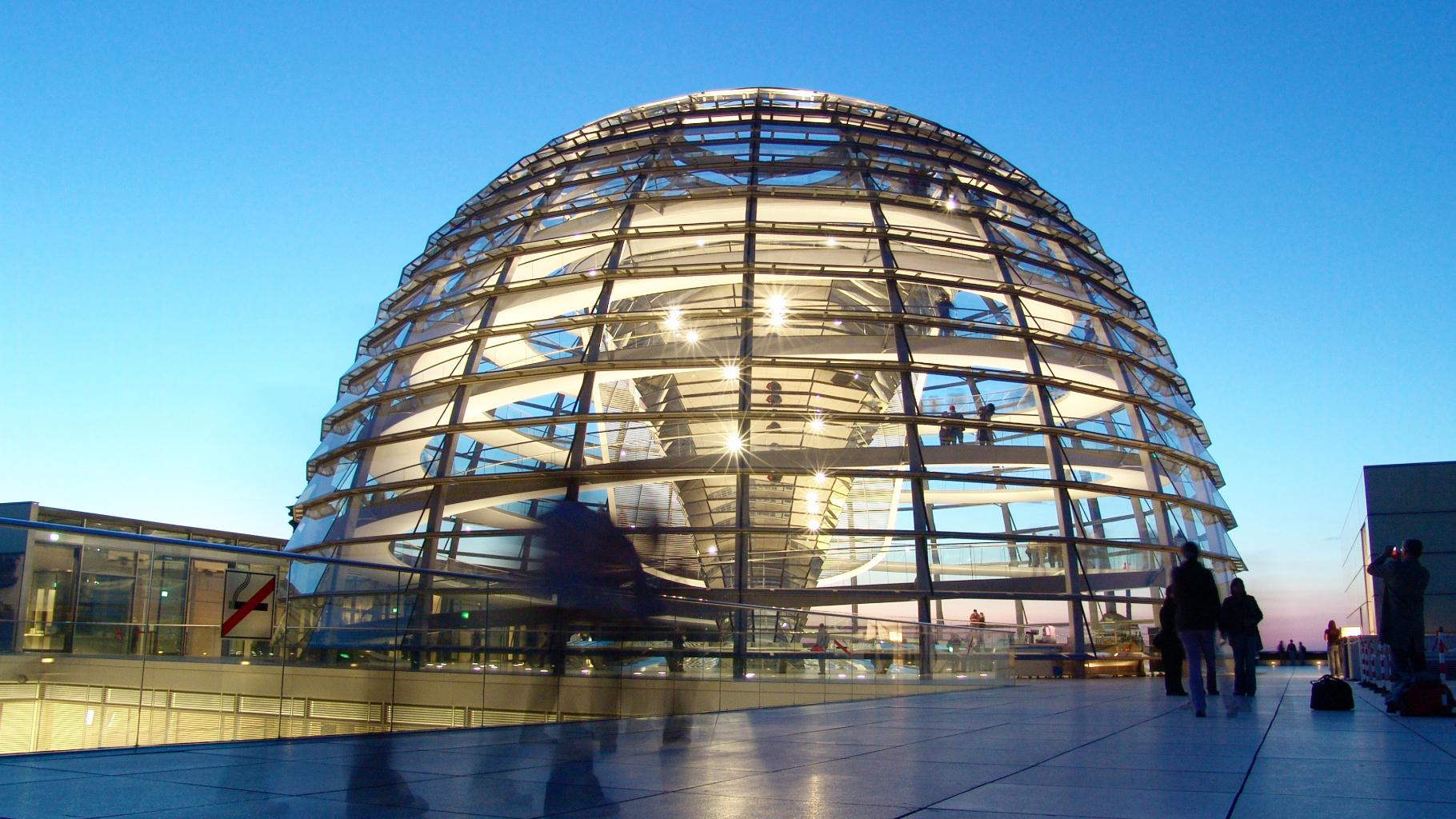 Kuppel des Bundestags