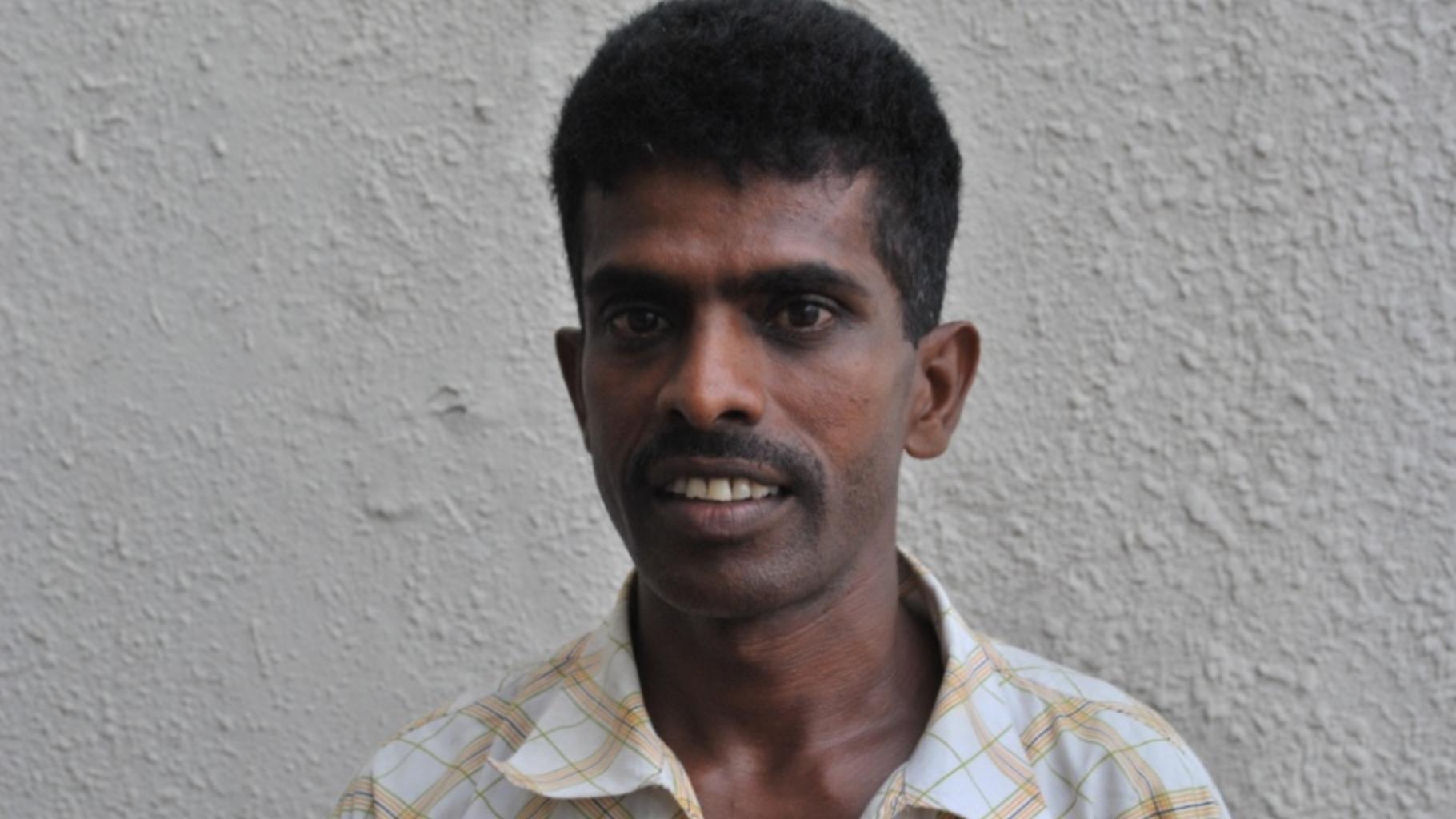 Punchirala Somasiri, Anführer des Aufstands der Kleinbauer in Paanama