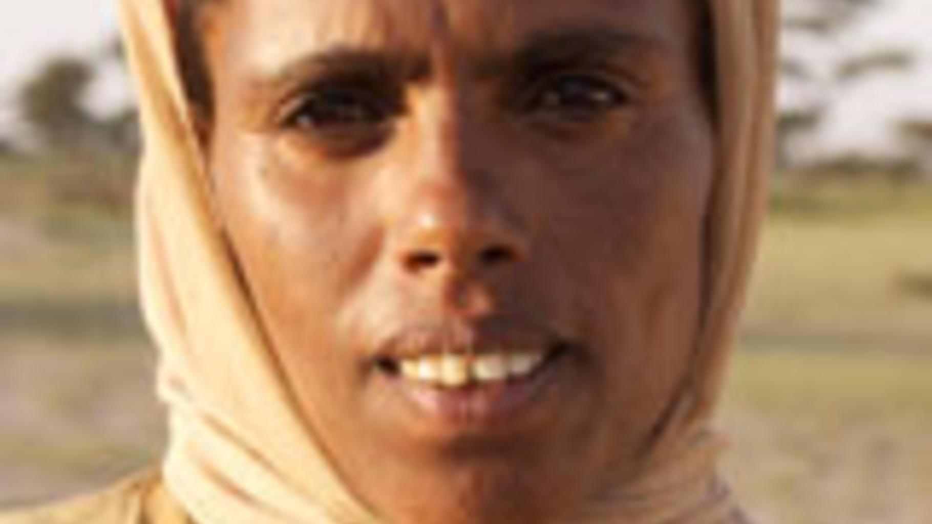Safia Fungie Hasenna aus Adami Tullu in Äthiopien.
