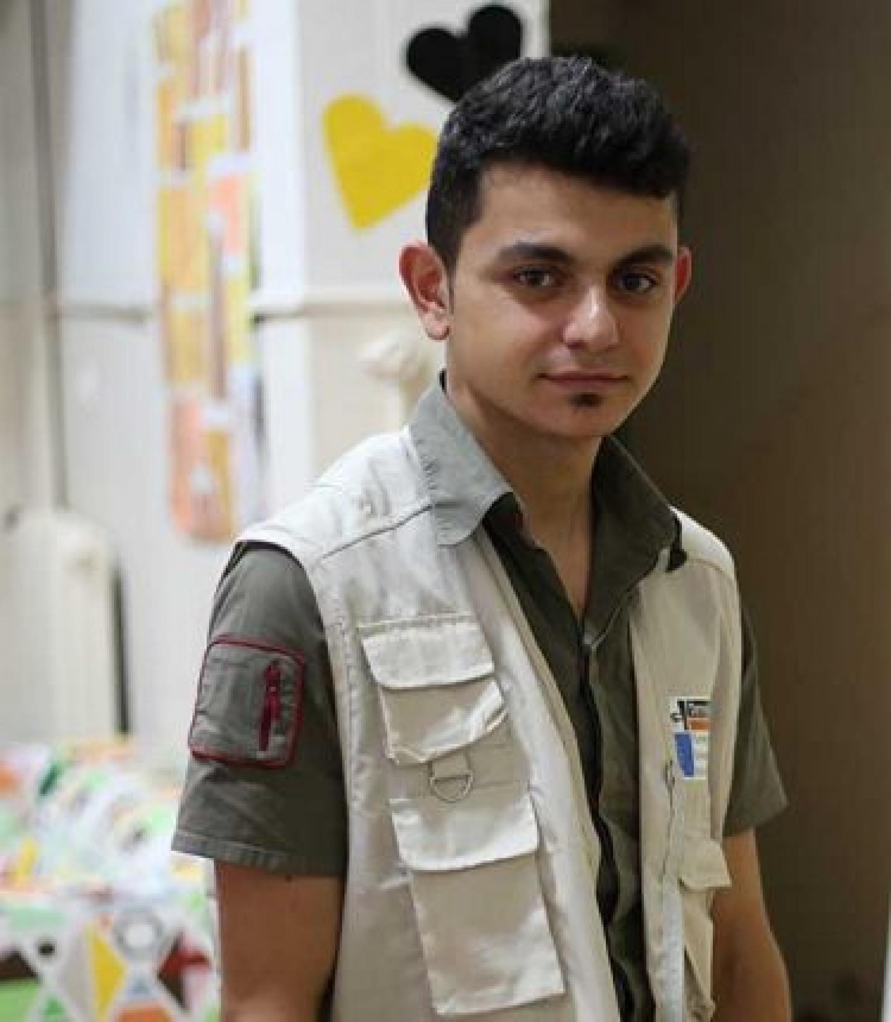 Hazem aus Syrien