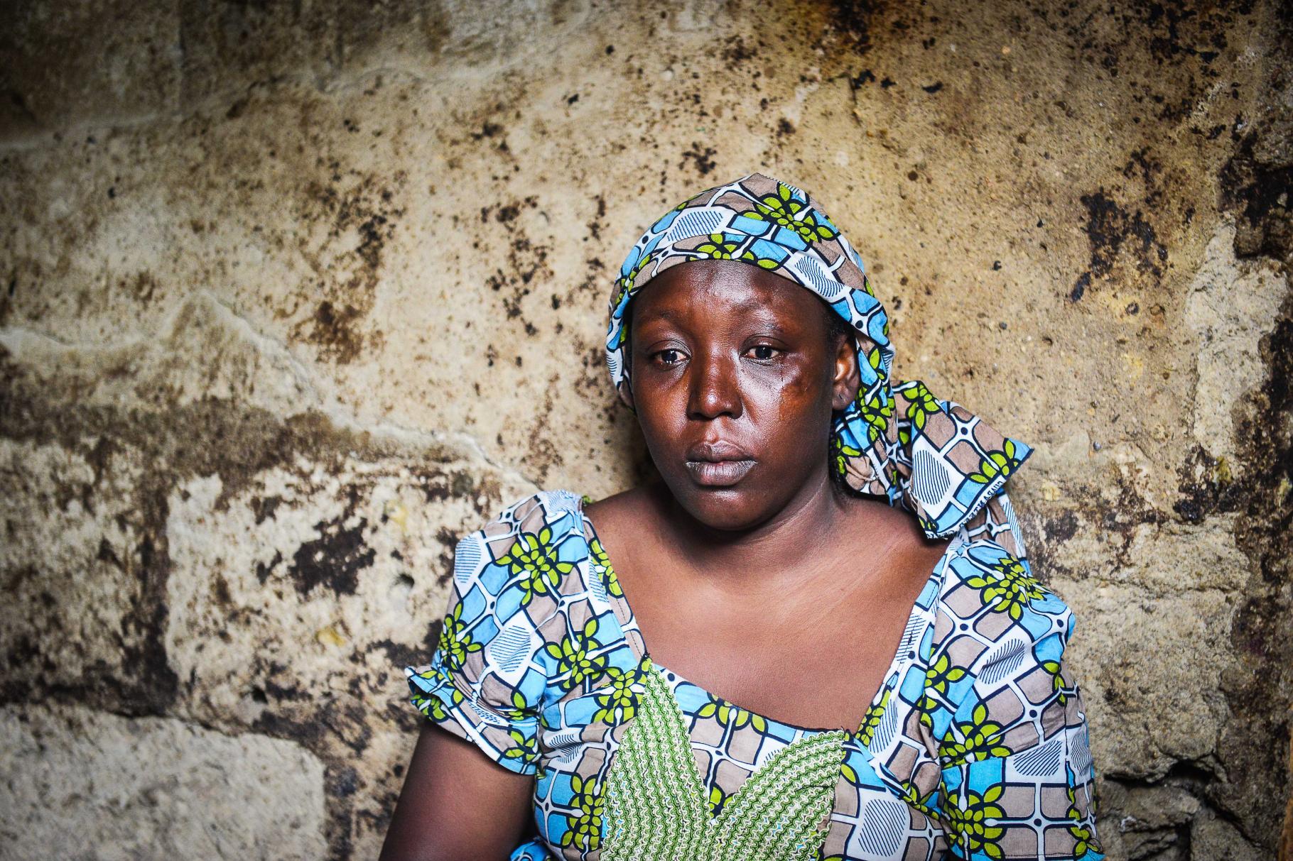 Nigeria for Oxfam spenden